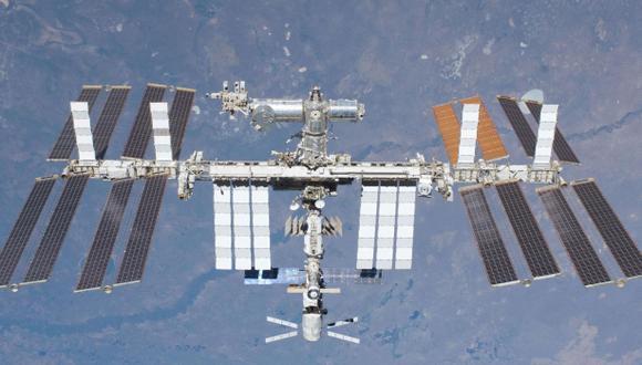 La Luna y la EEI tienen conexión a Internet por rayos láser