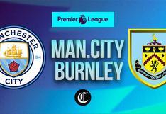 Manchester City vs. Burnley en vivo vía Star+ | Sigue el partido por la Premier League