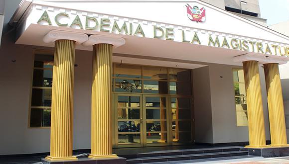 Academia de la Magistratura reconformó consejo ejecutivo tras escándalo de los audios.