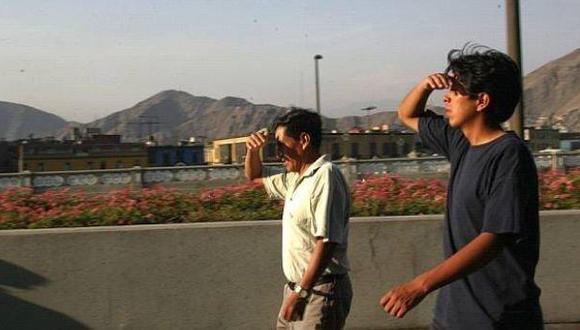 Junín y Puno registran valores extremos de 17 de radiación UV
