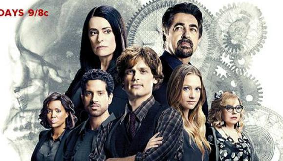 "La CBS confirmó décimo tercera temporada de la serie ""Criminal Minds"". (Foto: Facebook)"
