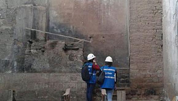 Cusco: acabaron trabajos de evaluación de templo San Sebastián