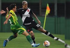 Defensa y Justicia vs Vasco da Gama empataron 1-1 en partido por Copa Sudamericana