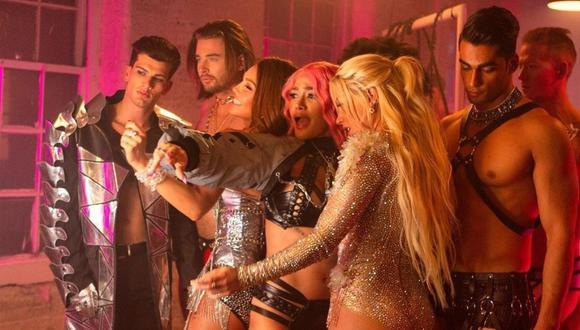"""""""Estoy Soltera"""" es la nueva canción de Leslie Shaw junto a Thalía y Farina. (Foto: @leslieshaw)"""