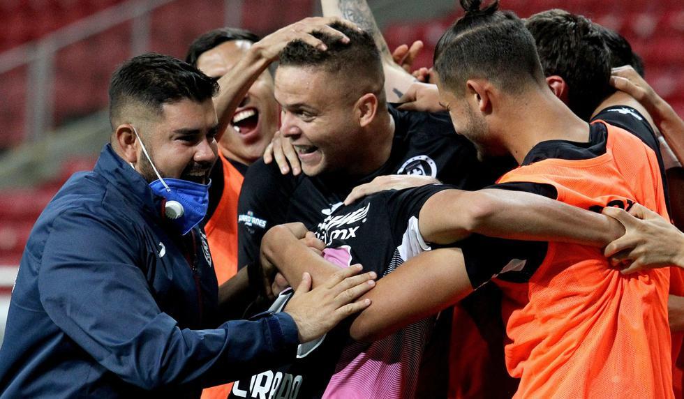Chivas vs. Cruz Azul: se enfrentaron por la fecha 15 del Torneo Apertura de la Liga MX | Foto: AFP