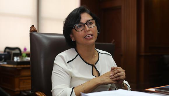 La ministra de Trabajo remarcó que los empleadores tienen la responsabilidad de garantizar que todo trabajo se realice en condiciones adecuadas y dignas. (Foto: GEC)