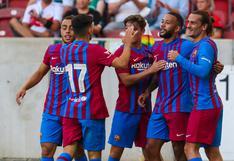 Barcelona vs. Salzburg: canales de TV y horarios del partido amistoso desde el Red Bull Arena