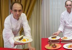 """Eric Boutté: """"El trabajo del cocinero debe ser hecho a la perfección"""""""