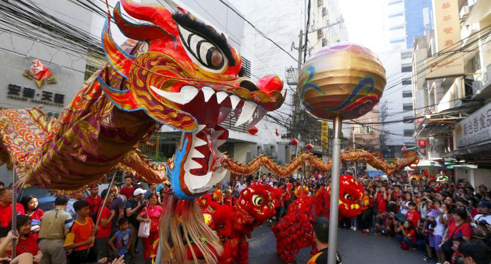 Año Nuevo Lunar | Así son las celebraciones en los países asiáticos | FOTOS. (ap)