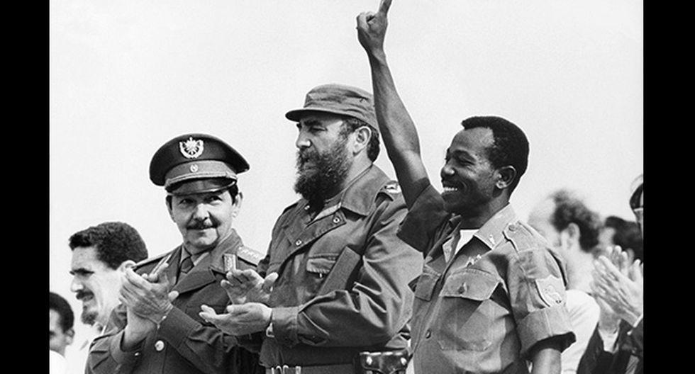 Los 85 años de Raúl Castro, el hermano que hace historia - 4