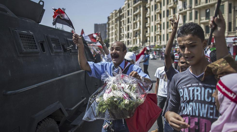 Egipto celebra la inauguración de una obra de US$ 80.000 mlls - 6