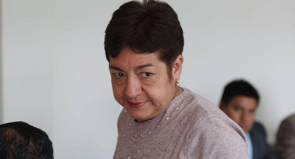 Viuda de Hugo Bustíos falleció en accidente de tránsito - 1