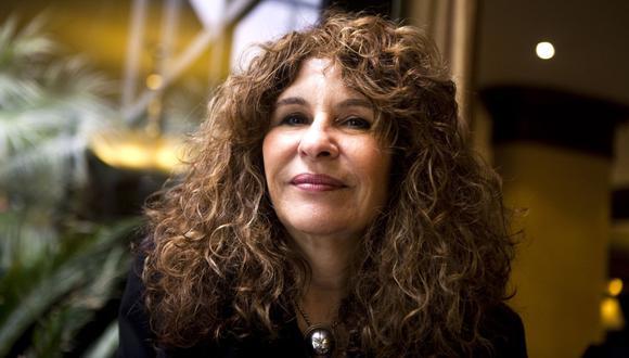 Belli presenta en Lima su más reciente novela, basada en su propia historia familiar. (Foto: El Comercio)