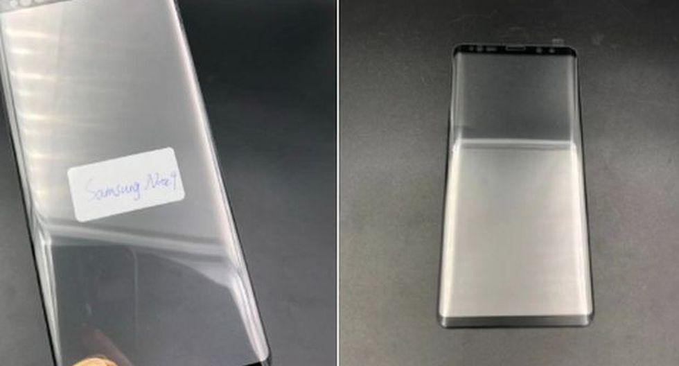El Samsung Galaxy Note 9 llegará entre agosto y setiembre. (Foto: captura)