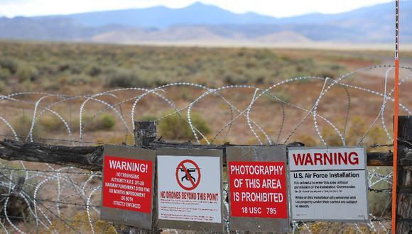 """La base militar Área 51 ha inspirado películas y documentales con enigmas por resolver, como """"Bob Lazar"""", """"51"""" y """"Zero Dark Thirty"""". (Foto: Getty Images)"""