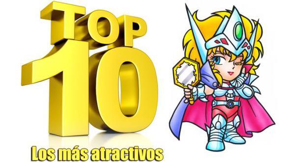 Saint Seiya: los personajes preferidos de las fanáticas