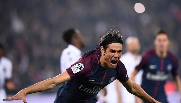 PSG ante Niza este viernes (1:45 pm: EN VIVO y ONLINE por DirecTV) por fecha once de Ligue 1. El cotejo se desarrollará en el Parque de los Príncipes y Neymar no estará por suspensión. (Foto: AFP)