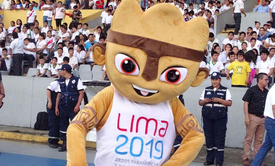 Loreto recibió la antorcha de los Juegos Panamericanos Lima 2019