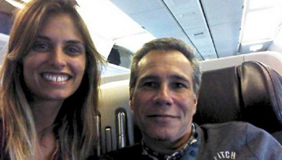 Caso Nisman: Modelo dice que no fue la novia del fiscal