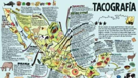 La Tacopedia: el libro de los secretos de los tacos mexicanos