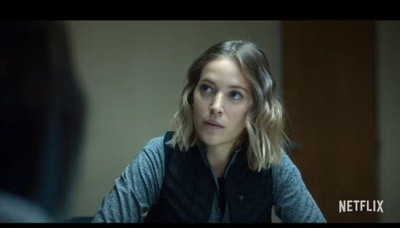 """""""La corazonada"""" cuenta la historia de Manuela Pelari, Pipa (Luisana Lopilato), una joven policía que está dando su primeros pasos como investigadora (Foto: captura)"""