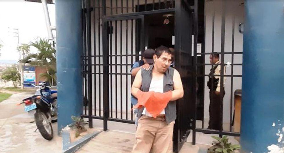 San Martín: intervienen en Tarapoto a ex fiscal que integraba la lista de los más buscados