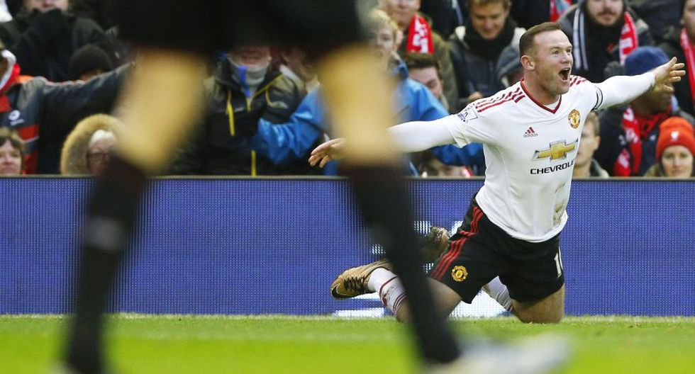 Wayne Roone: el latigazo triunfal del Manchester United [FOTOS] - 7