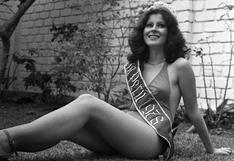 En 1978 Olga Zumarán fue coronada Miss Perú
