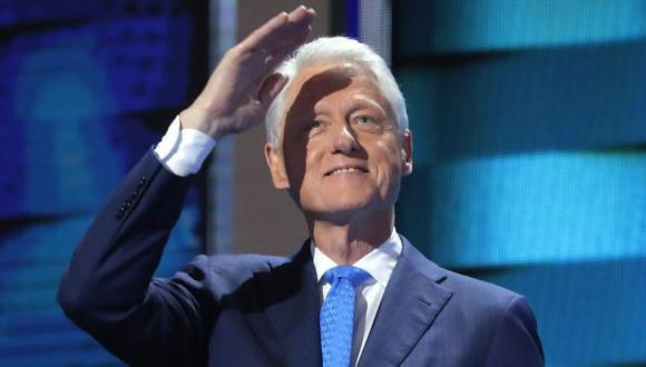 "Bill Clinton, aspirante a ""primer caballero"" de EE.UU. [PERFIL]"
