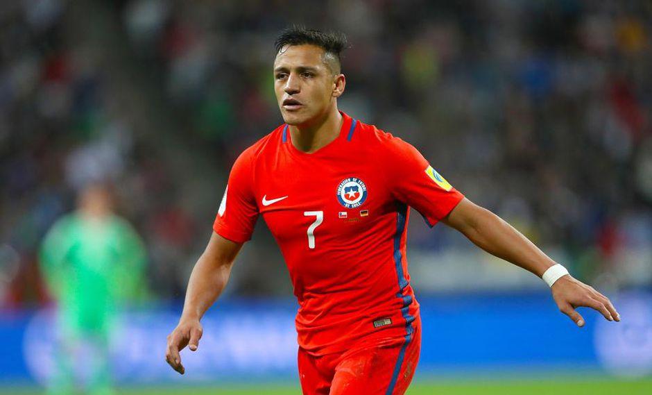 Alexis Sánchez se integró al Manchester United proveniente del Arsenal. El flamante entrenador de la selección chilena celebró por esa grata noticia. (Foto: AFP)