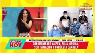 Walter Yaipén revela que Grupo 5 no participará en concierto a favor de Víctor Yaipén