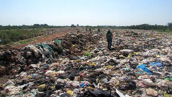 Ucayali: OEFA recomienda cierre de botadero por contaminación