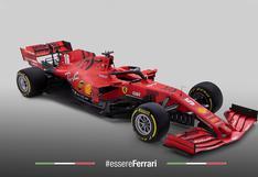 Ferrari SF1000: el nuevo monoplaza que buscará la gloria en la Fórmula 1 | FOTOS