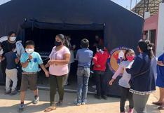 Lambayeque: niños expuestos a consumo de agua con arsénico empezaron a ser atendidos