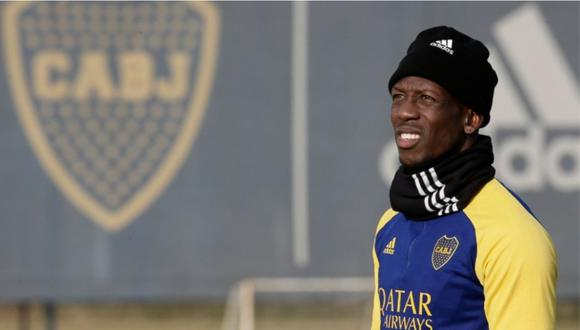 El 'Rayo' estará disponible para Russo siempre y cuando llegue antes el transfer que debe enviar Rayo Vallecano. (Foto: Boca Juniors)