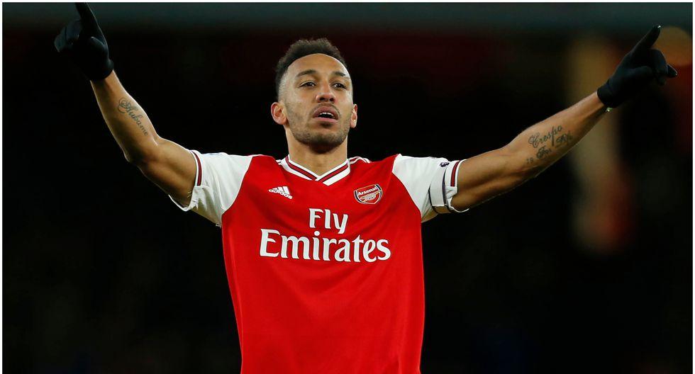 10. (34 puntos) Pierre-Emerick Aubameyang (Arsenal, ENG) – 17 x 2