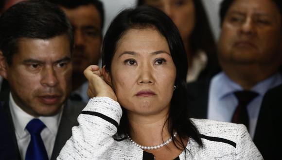 """""""La timba de Fuerza Popular es temeraria porque si bien Fujimori confía en los buenos recuerdos que """"los noventa"""" les pueden traer a algunos votantes, el tiempo no pasa en vano"""". (Foto: GEC)"""