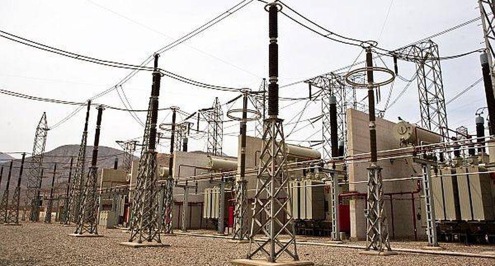 La red dorsal se tendió usando la infraestructura ya existente de energía eléctrica