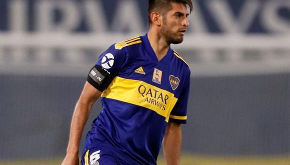 El defensor peruano fue titular y tuvo una buena actuación en la Copa de la Liga