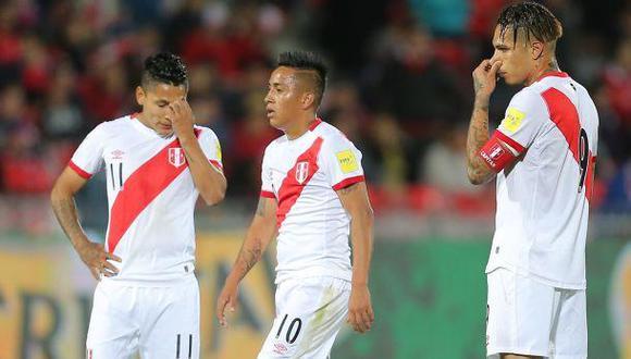Perú: medio identificó problemas que impiden llegar al Mundial