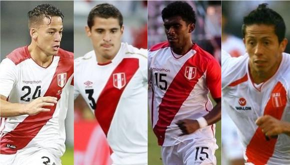 Selección peruana: los hinchas buscan que sus jugadores favoritos jueguen en la blanquirroja.