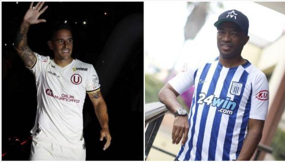 Alejandro Hohberg dejó Alianza Lima y fichó por Universitario para la presente temporada. (Foto: Mario Zapata / GEC y Universitario)