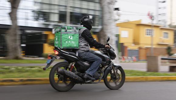 ¿Permitirán que las apps de delivery funcionen? (Foto: GEC)