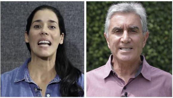 Neyra y Oblitas se han pronunciado en contra de la utilización irregular de sus imágenes. (Fotos: GEC)