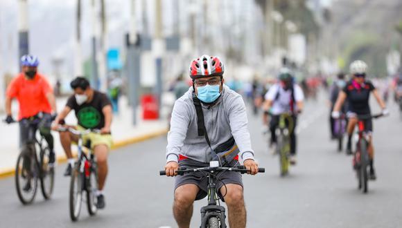 Asistencia mecánica y clases gratuitas, son algunas de las actividades que se ofrecerán durante esta semana. Foto: Andina