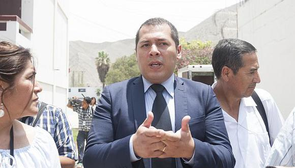 "Christian Salas apoya a Vilcatoma: ""Le ordené registrar todo"""