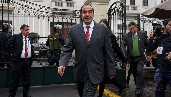 """Yonhy Lescano: """"Estuve en el Congreso rodeado de mafiosos y corruptos"""""""
