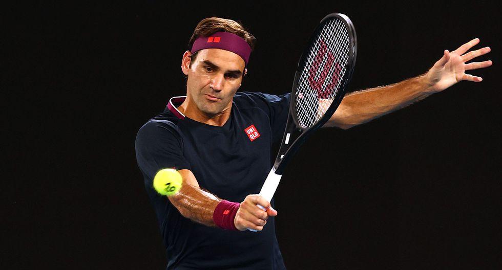 Roger Federer derrotó a Steve Johnson por la primera ronda del Australian Open [Foto: AFP]
