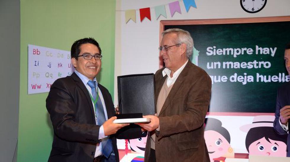 Día del maestro: profesor motiva con la tecnología en Cajamarca - 2