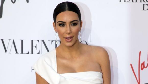 ¿Cómo es Kim Kardashian sin maquillaje? Mira este video